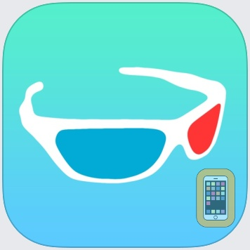 Redan 3D Anaglyph by Palm Shadow Apps LLC (Universal)