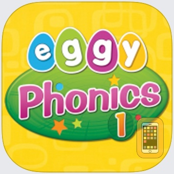 Eggy Phonics 1 by Blake eLearning (iPad)