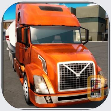 Trucker Parking 3D by Tapinator,LLC (Universal)