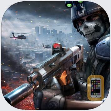 Modern Combat 5 by Gameloft (Universal)