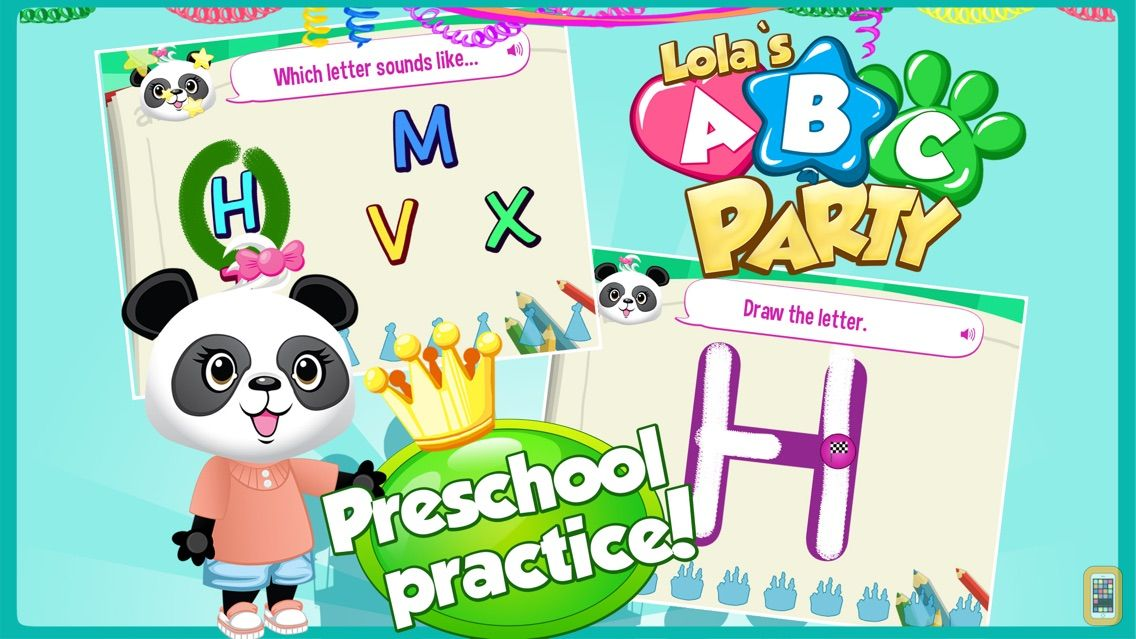 Screenshot - Lola's ABC Party