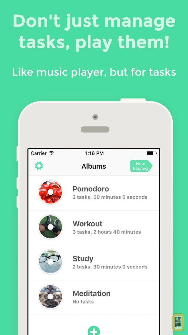 Screenshot - Task Player - Task Management