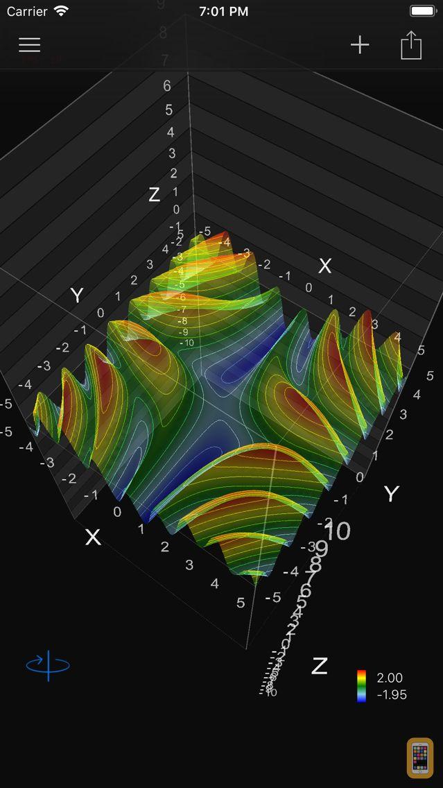 Screenshot - Visual Math 4D
