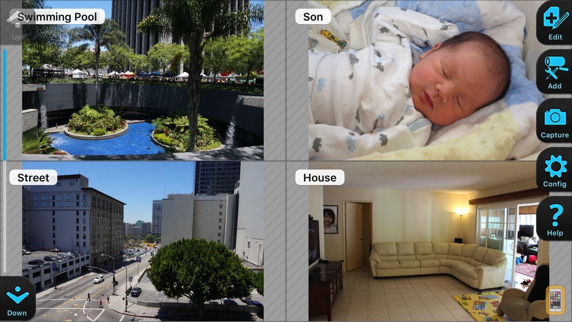 Screenshot - IP Cam Soft Lite