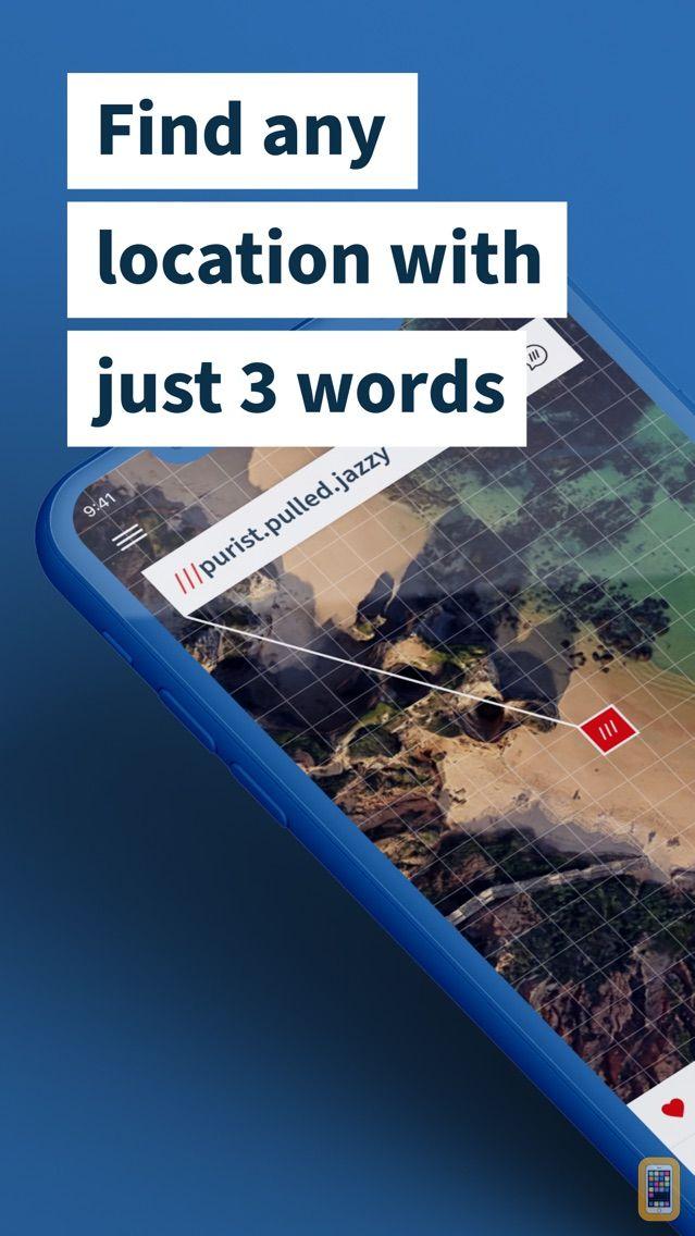 Screenshot - what3words