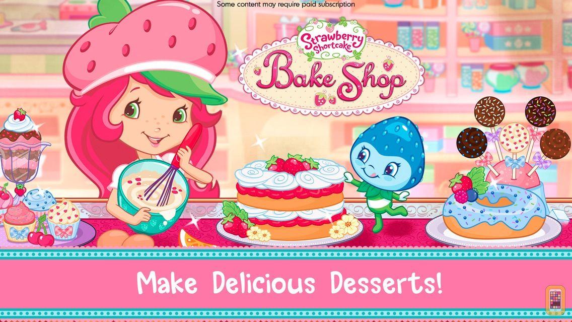 Screenshot - Strawberry Shortcake Bake Shop