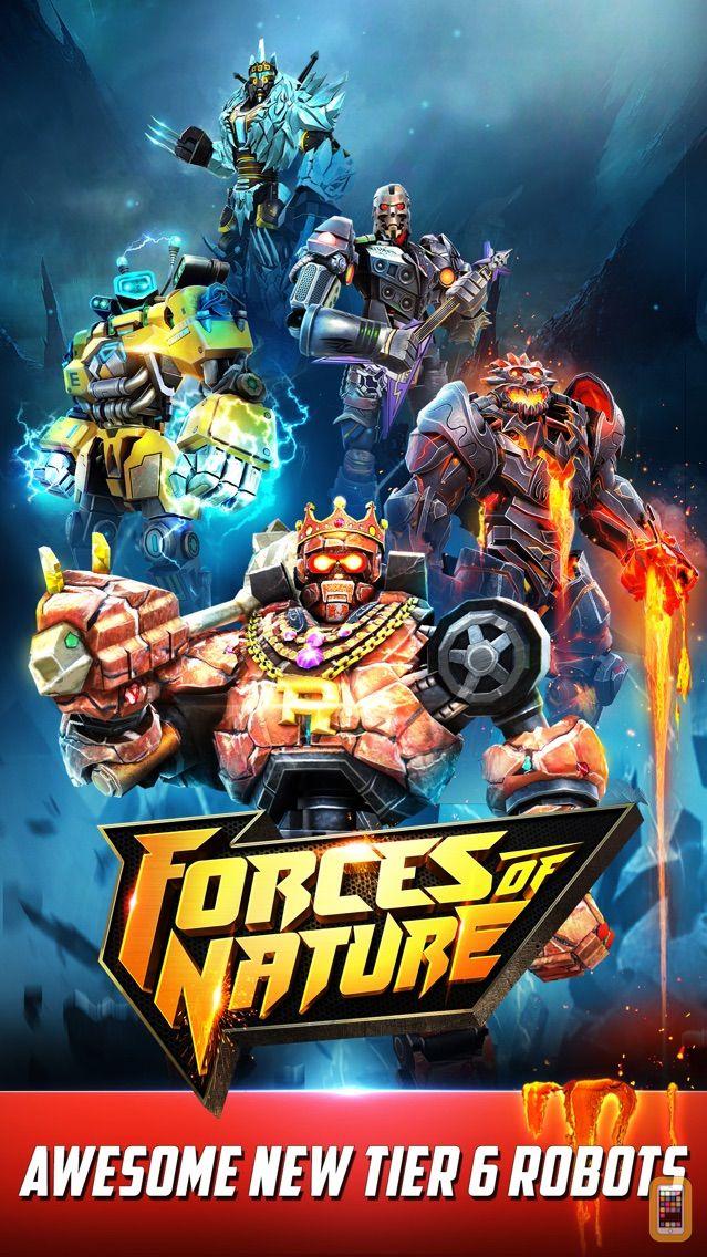 Screenshot - Real Steel World Robot Boxing