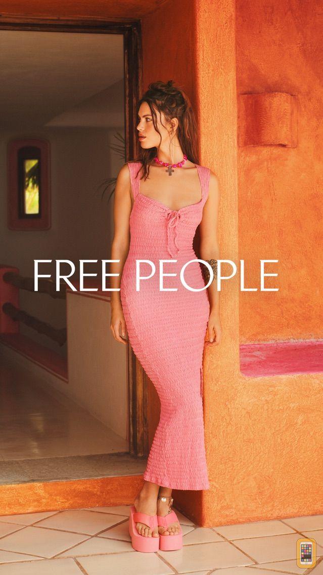 Screenshot - Free People