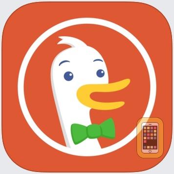 DuckDuckGo Privacy Browser by DuckDuckGo, Inc. (Universal)