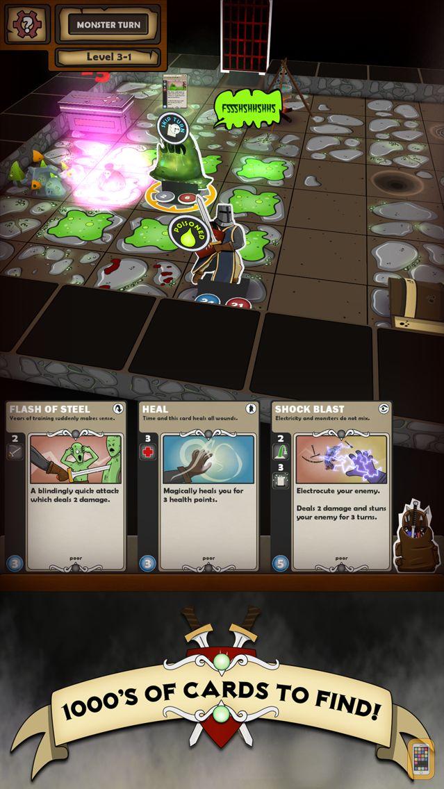 Screenshot - Card Dungeon