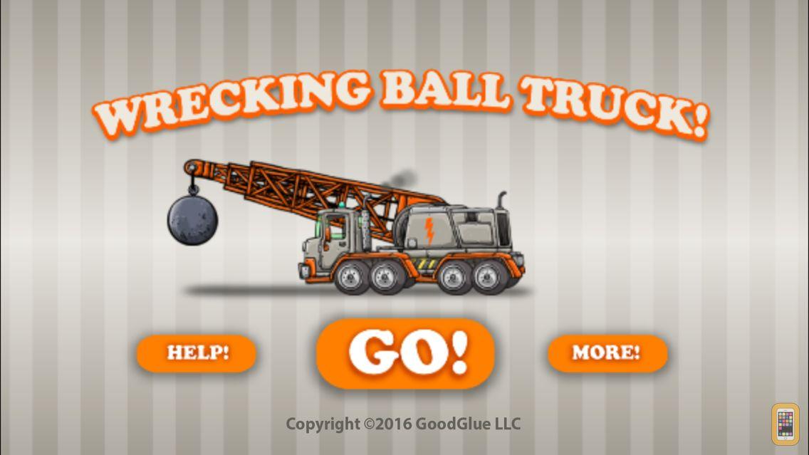 Screenshot - Wrecking Ball Truck