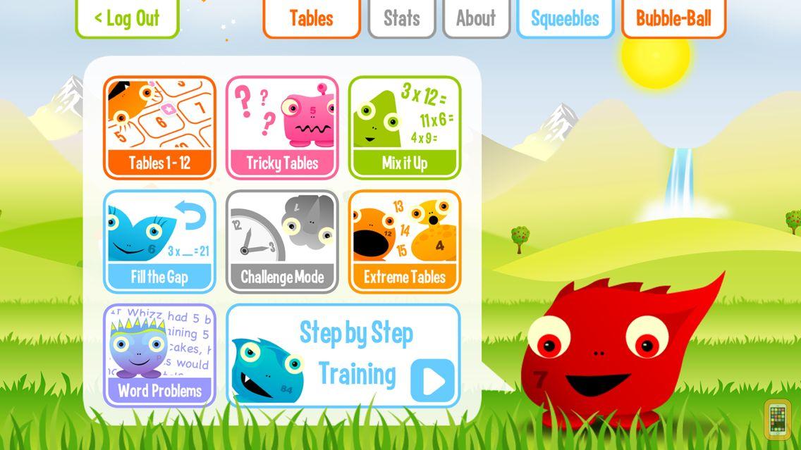 Screenshot - Squeebles Multiplication