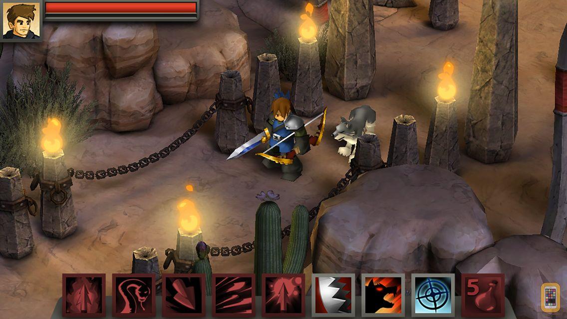 Screenshot - Battleheart Legacy