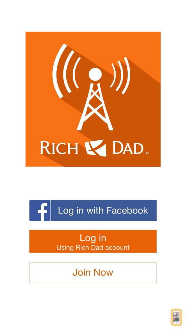 Screenshot - Rich Dad Radio Show