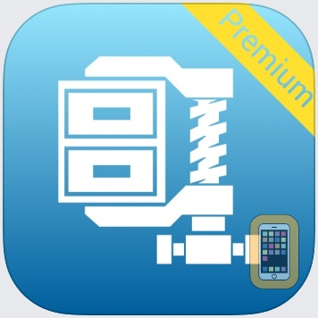 WinZip Pro - The Leading Zip, Unzip & RAR Tool by WinZip Computing LLC (Universal)