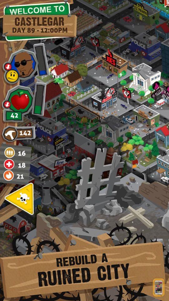Screenshot - Rebuild 3: Gangs of Deadsville