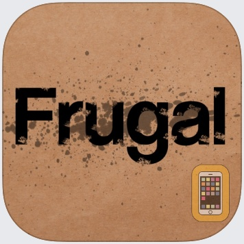 Frugal by Russell Leake (iPhone)