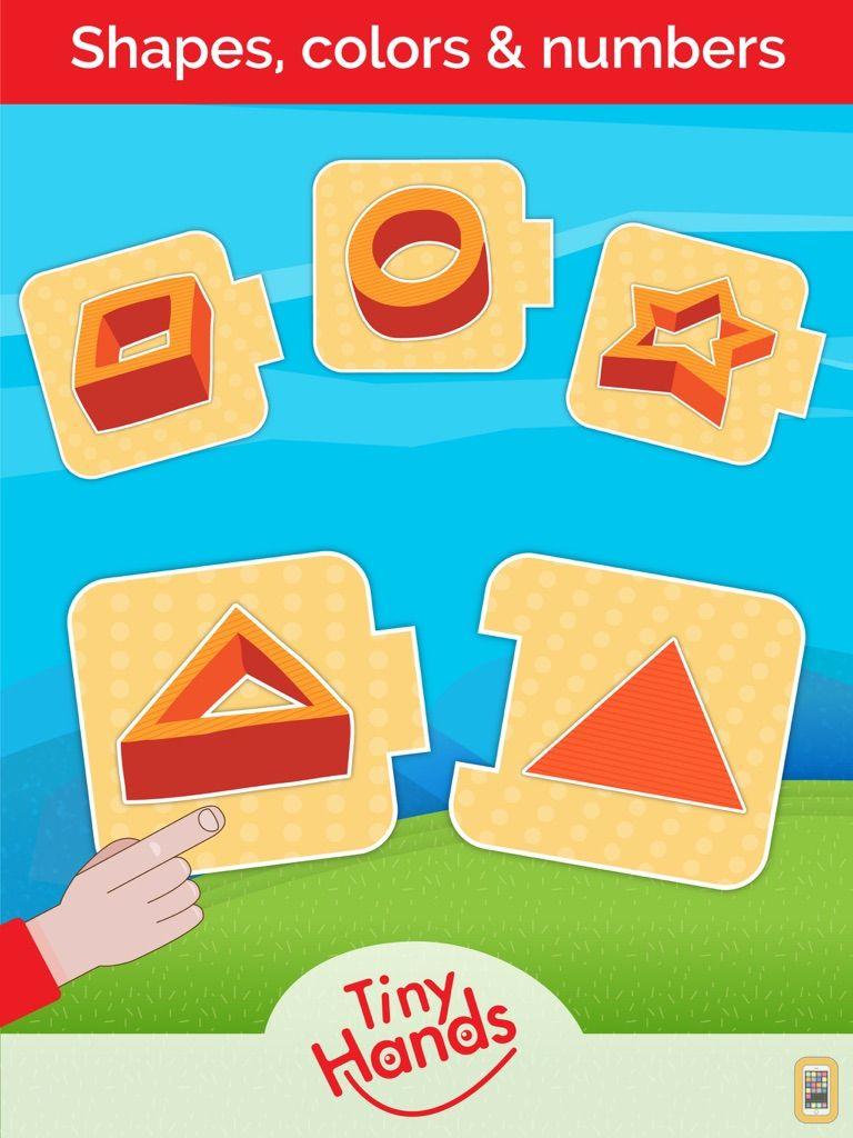 Screenshot - Kids educational learning games free baby toddler