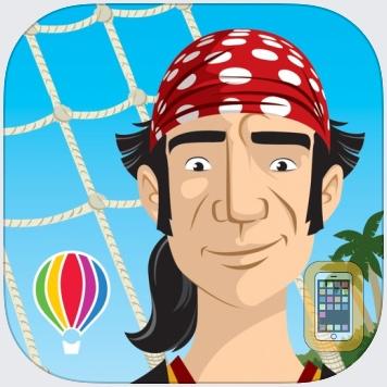 Usborne Sticker Pirates by Usborne Publishing (iPad)
