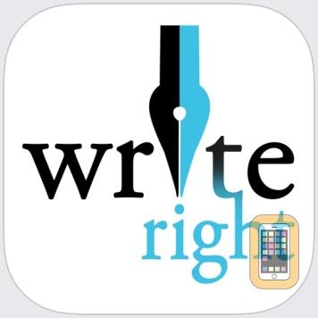 WriteRight: enjoy writing by Word Magic Software (Universal)