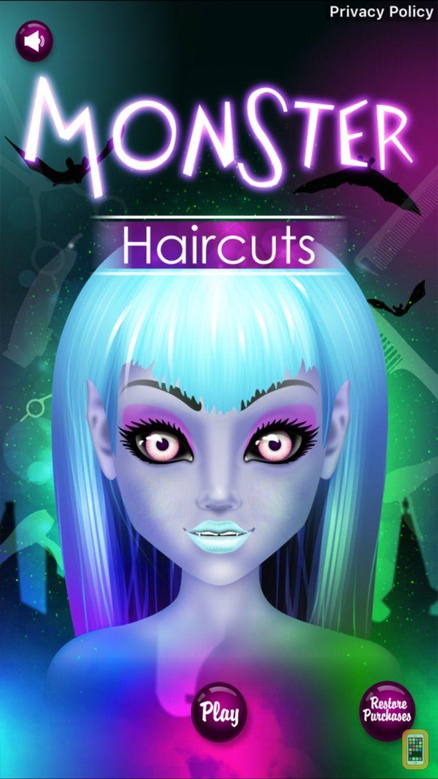 Screenshot - Monster Haircuts