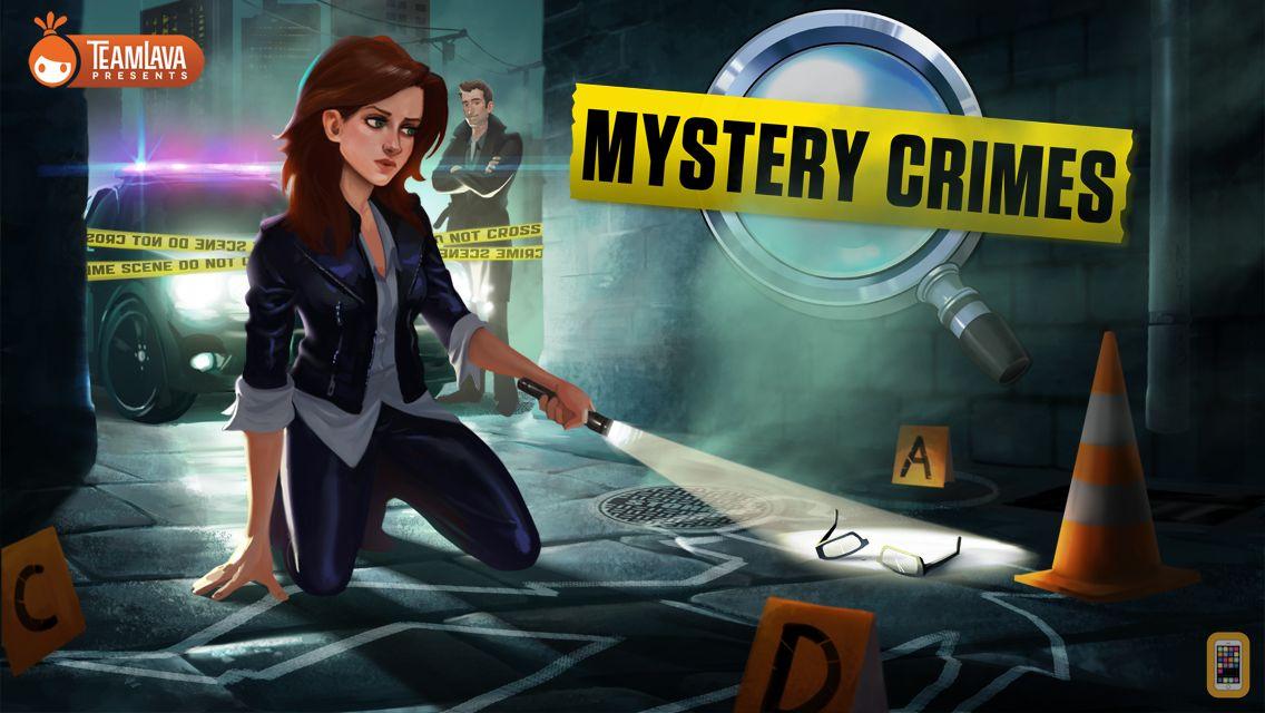 Screenshot - Hidden Objects: Mystery Crimes