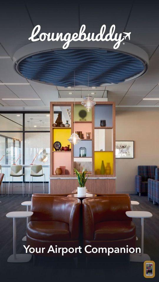 Screenshot - LoungeBuddy Airport Lounges