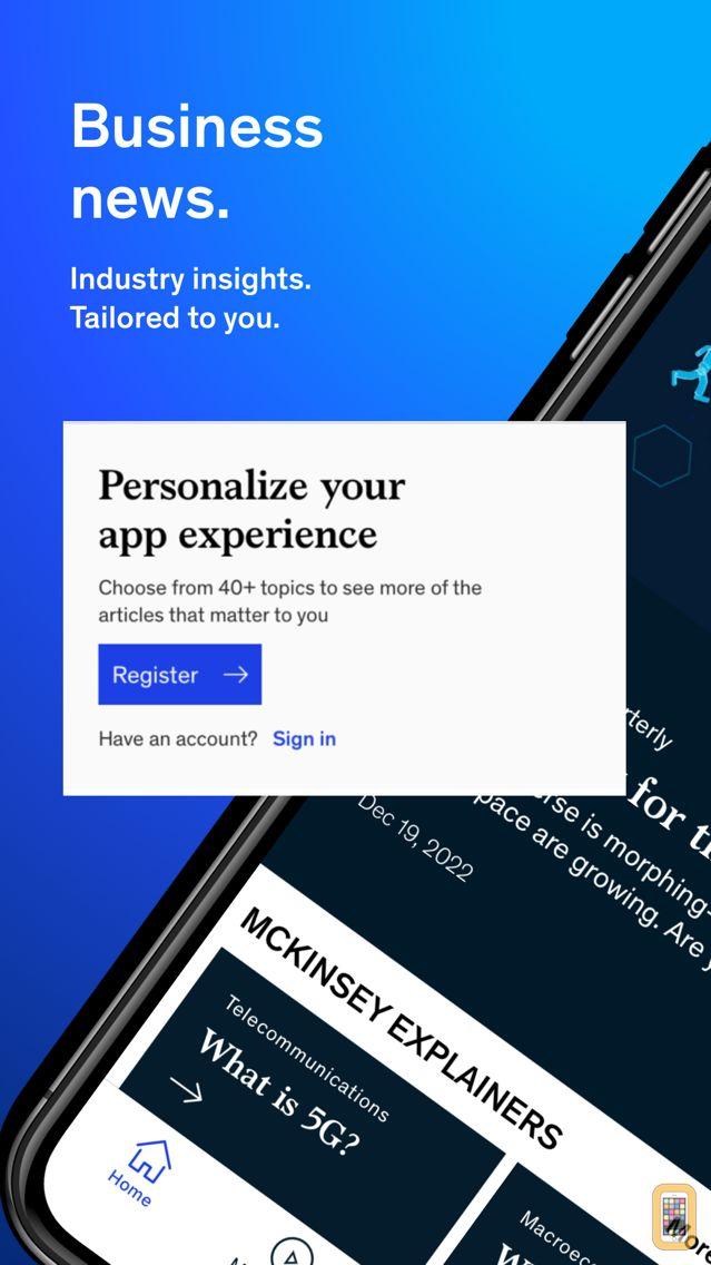 Screenshot - McKinsey Insights