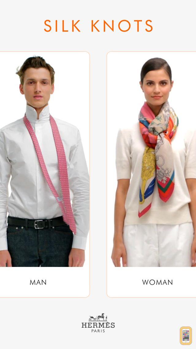 Screenshot - Hermès Silk Knots