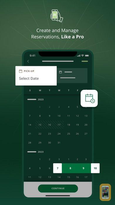Screenshot - National Car Rental