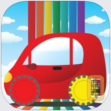 Color and Transport by Goolu Goolu (iPad)