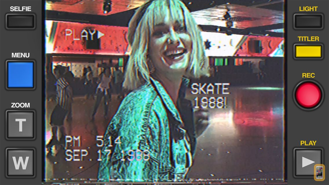 Screenshot - VHS Camcorder