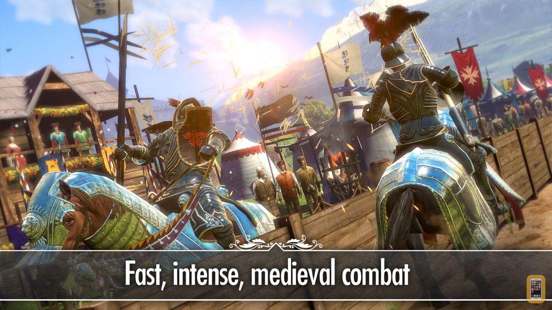 Screenshot - Joust Legend