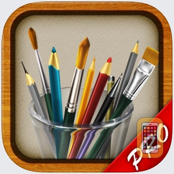 MyBrushes Pro - Sketch, Paint and Draw by effectmatrix (iPhone)