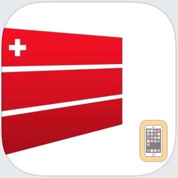 Departures Switzerland by Taktil (Universal)