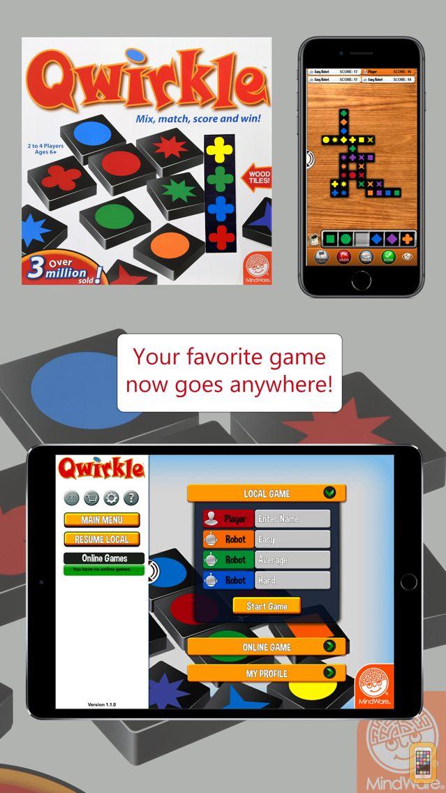 Screenshot - Qwirkle