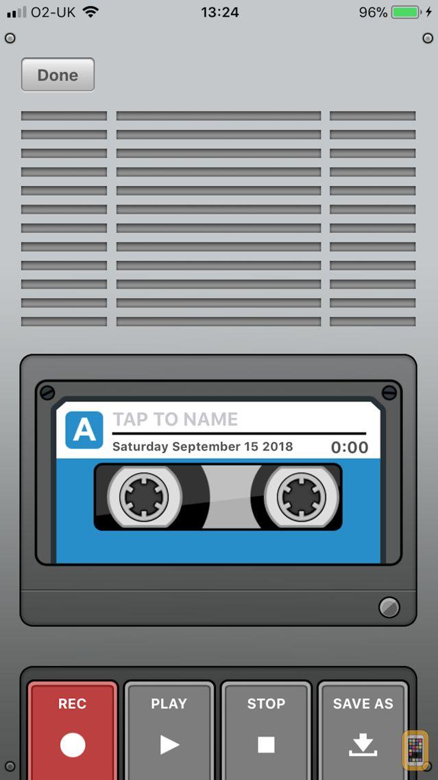 Screenshot - Voice Recorder & Audio Editor