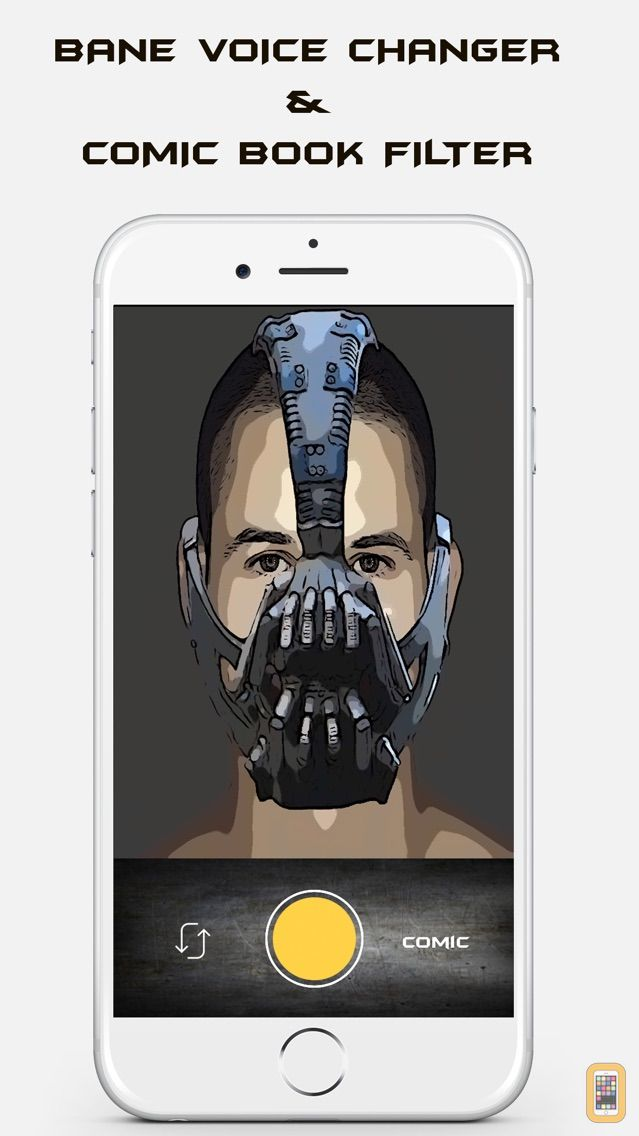 Screenshot - Superhero - Bane Voice Changer Edition