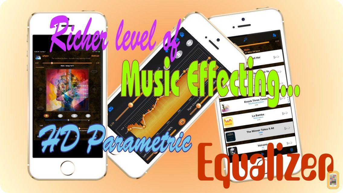 Screenshot - HD Music Parametric Equalizer