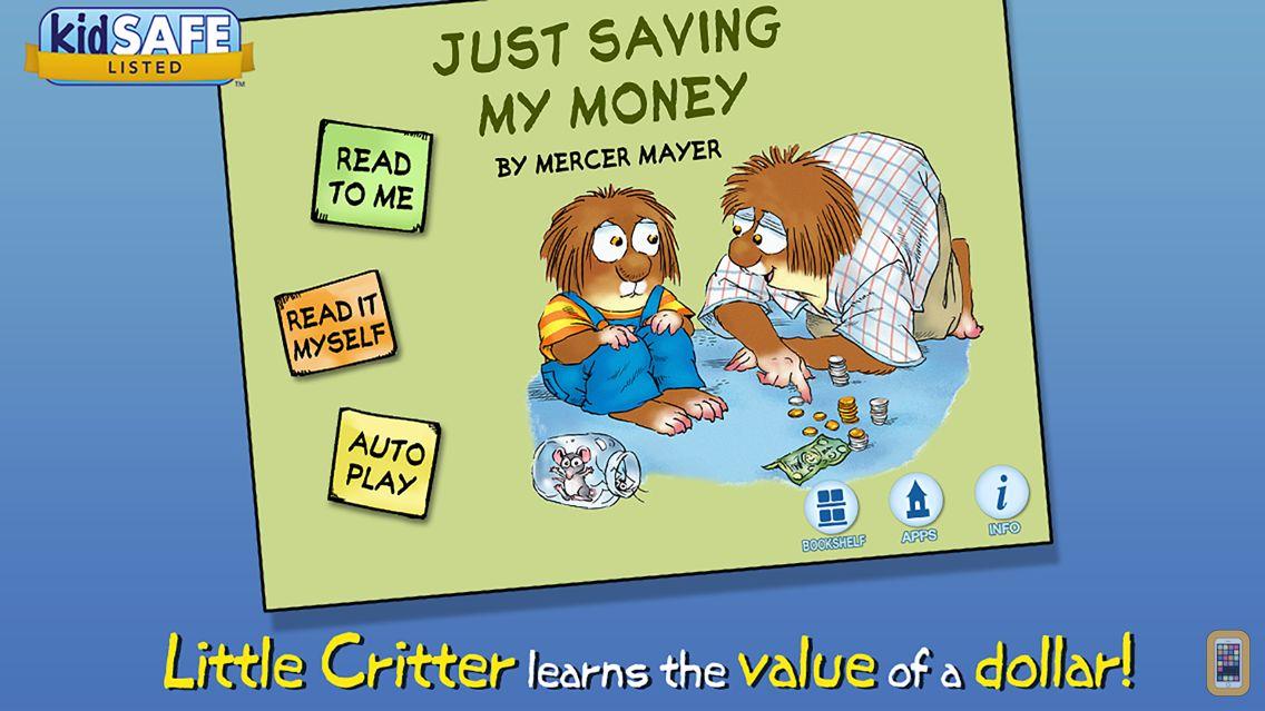 Screenshot - Just Saving My Money