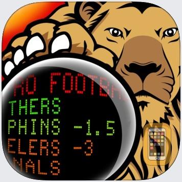 Lines Share - Pro Football by Heureka Analytics, LLC (Universal)