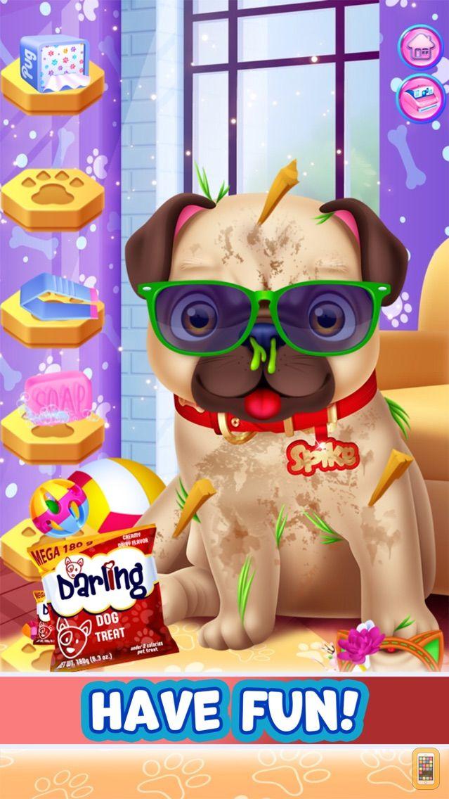 Screenshot - Puppy Spa