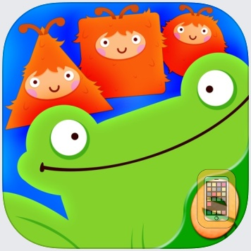 Toddler Learning Games Ask Me Color & Shape Games by Eggroll Games LLC (Universal)