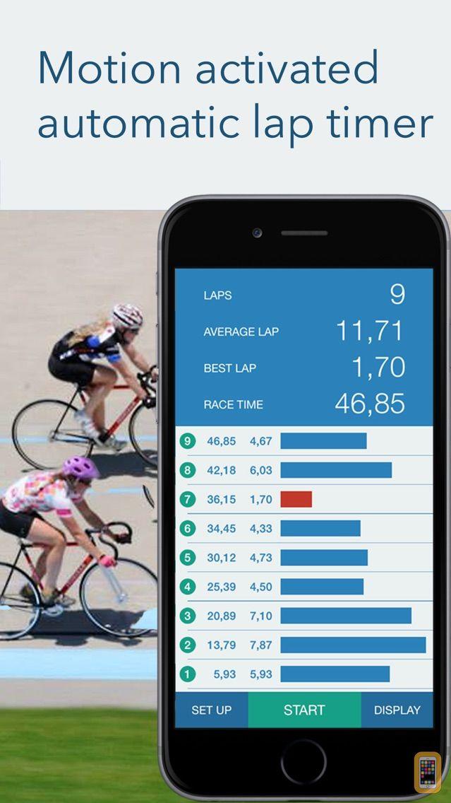 Screenshot - LapTracker - Auto Timer