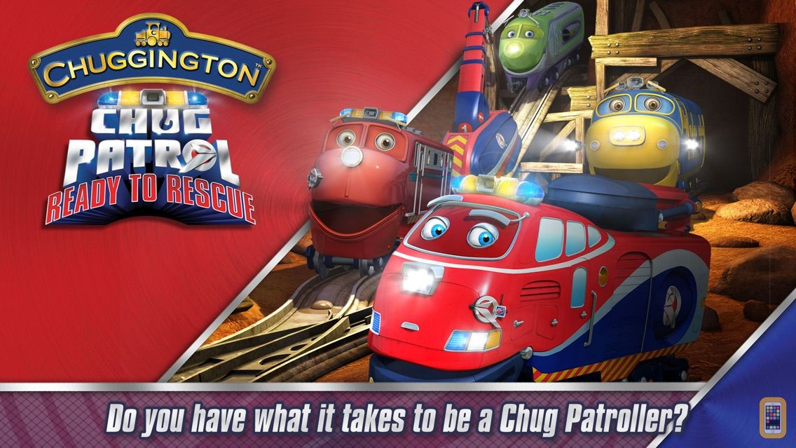 Screenshot - Chug Patrol: Ready to Rescue - Chuggington Book