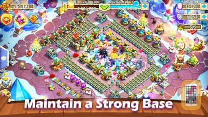 Screenshot - Castle Clash: War Empire