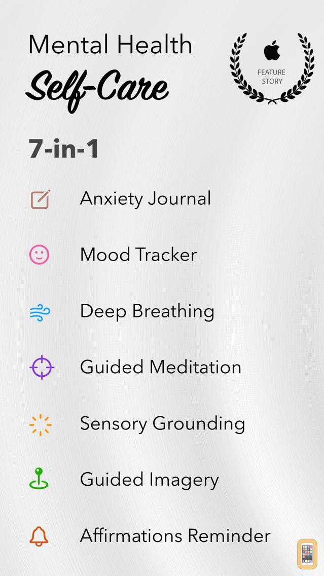 Screenshot - Worry Watch :- Anxiety Tracker