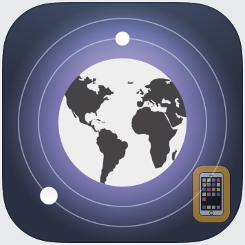 SkyView® Satellite Guide by Terminal Eleven LLC (iPhone)