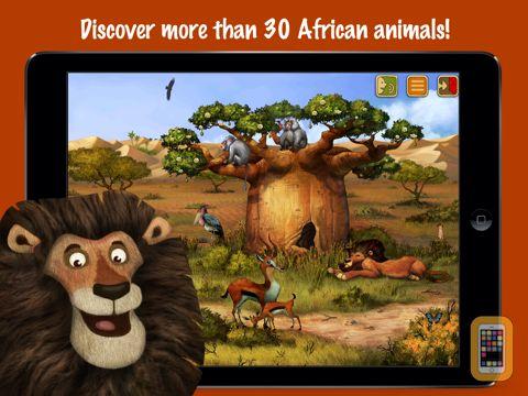 Screenshot - Africa - Animal Adventures for Kids