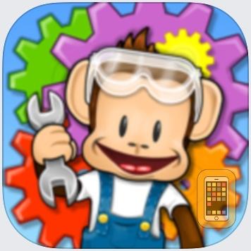 Monkey Preschool Fix-It by THUP Games (Universal)